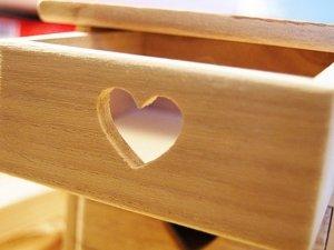 Cassetti di Parole... apriteli a San Valentino