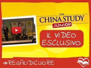 #REGALIDICUORE per genitori e figli in salute: The China Study Junior