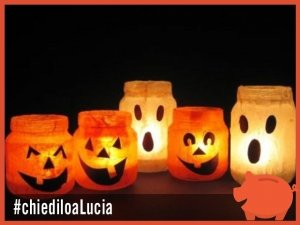 Come fabbricare lanterne paurose per Halloween