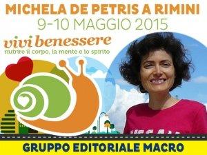 Prevenzione e cura con una dieta verde: Michela de Petris ne parla @VIVI