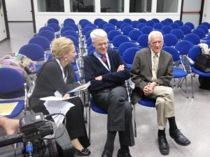 Intervista a T. Colin Campbell e Caldwell Esselstyn durante il Feel Good Expo - Fotogallery