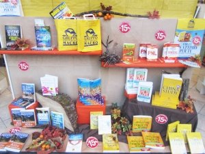 Le librerie vincitrici del weekend benessere