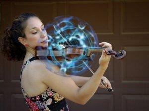 Mandala di musica e note