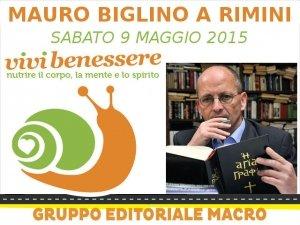 La Bibbia? Non è un testo sacro. Mauro Biglino esporrà il suo pensiero @VIVI