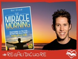 #REGALIDICUORE per chi crede nei miracoli mattutini