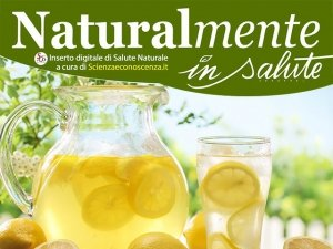 Bere acqua e limone per ripulire l'organismo