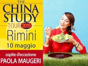 Parte da Rimini il The China Study Tour