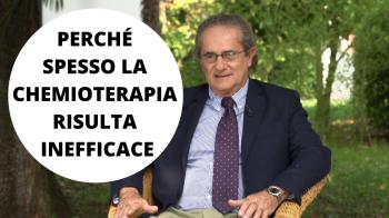 Perché spesso la chemioterapia risulta inefficace - VIDEO Dr. Stefano Fais