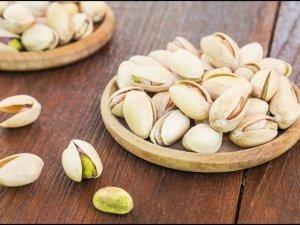 7 benefici dei pistacchi