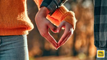 L'Amore, la forza della natura che fa scaturire la Vita