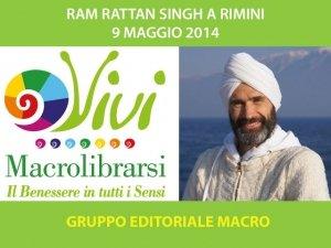 Kundalini Yoga: video presentazione del seminario di Ram Rattan Singh a Rimini @Vivi