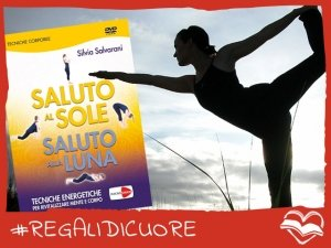 #REGALIDICUORE per chi ama fare yoga