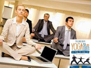 Yoga: benefici per il lavoro e l'ufficio