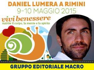 Daniel Lumera a @Vivi Benessere - daniel-lumera-eventi-maggio-2015