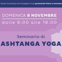 Seminario Ashtanga Yoga