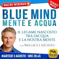 WEBINAR Blue Mind: mente e acqua
