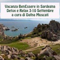 Vacanza BenEssere in Sardegna