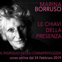 Corso con Marina Borruso