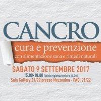 CANCRO: cura e prevenzione