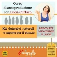 Lucia Cuffaro a Forlì