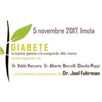 Diabete: videoconferenza a Imola con il dr Joel Fuhrman