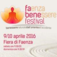 Faenza Benessere Festival 2016