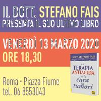 L'ultimo libro del Dott Stefano Fais presentato a Roma
