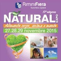 Natural Expo - Autunno 2015