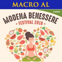 Macro al Modena Benessere 2016