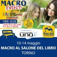 Macro al Salone del Libro di Torino 2018