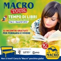 Macro Tour a Tempo di Libri
