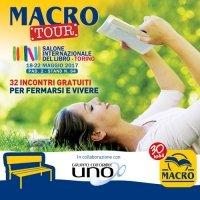 Macro Tour al Salone del Libro di Torino