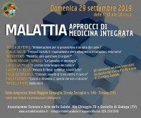Malattia  - Approcci di medicina integrata