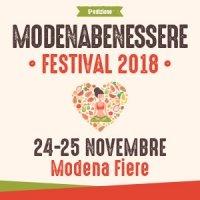 Modena Benessere Festival 2018