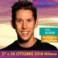 HAL ELROD per la prima volta in Italia