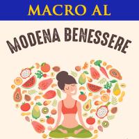 Macro al Modena Benessere
