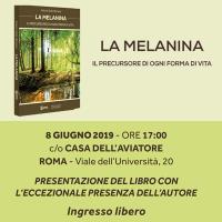 La Melanina: presentazione del libro
