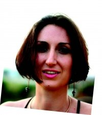 Lucia Cuffaro al ThinkGreen EcoFestival di Roma