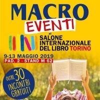 Macro al Salone del libro di Torino 2019
