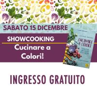 Showcooking Cucinare a Colori