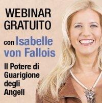 Webinar Gratuito Il Potere di Guarigione degli Angeli