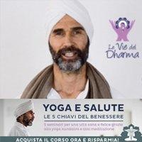 Yoga e Salute: le 5 chiavi del benessere