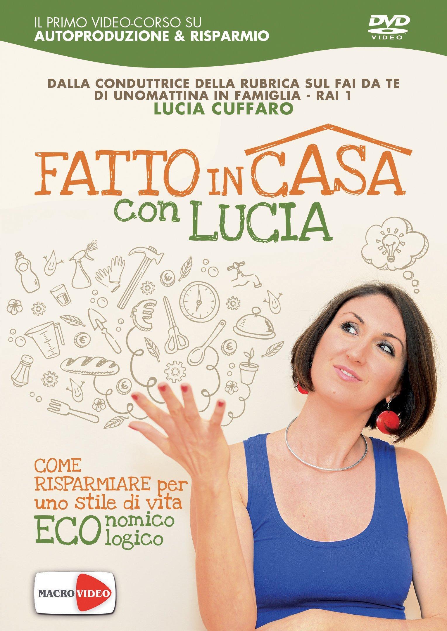 Fatto in Casa con Lucia - DVD