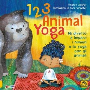 1 2 3 Animal Yoga - Libro