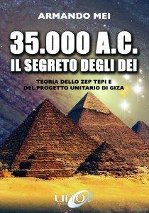 35.00 A.C. - Il Segreto degli Dei - Libro