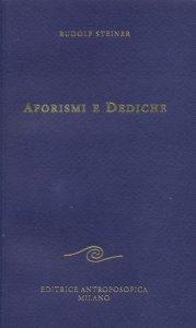 Aforismi e Dediche - Libro