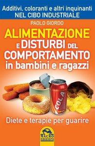 Alimentazione e Disturbi del Comportamento in Bambini e Ragazzi - Libro