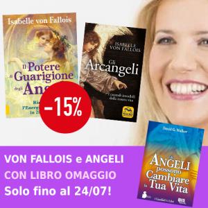 ANGELI speciale Isabelle Von Fallois