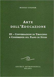 Arte dell'Educazione III - Libro