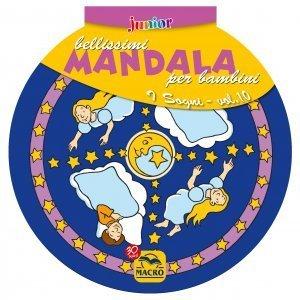 Bellissimi Mandala per Bambini 10 - Libro